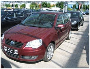 2008 Volkswagen Polo 1.9 TDI United