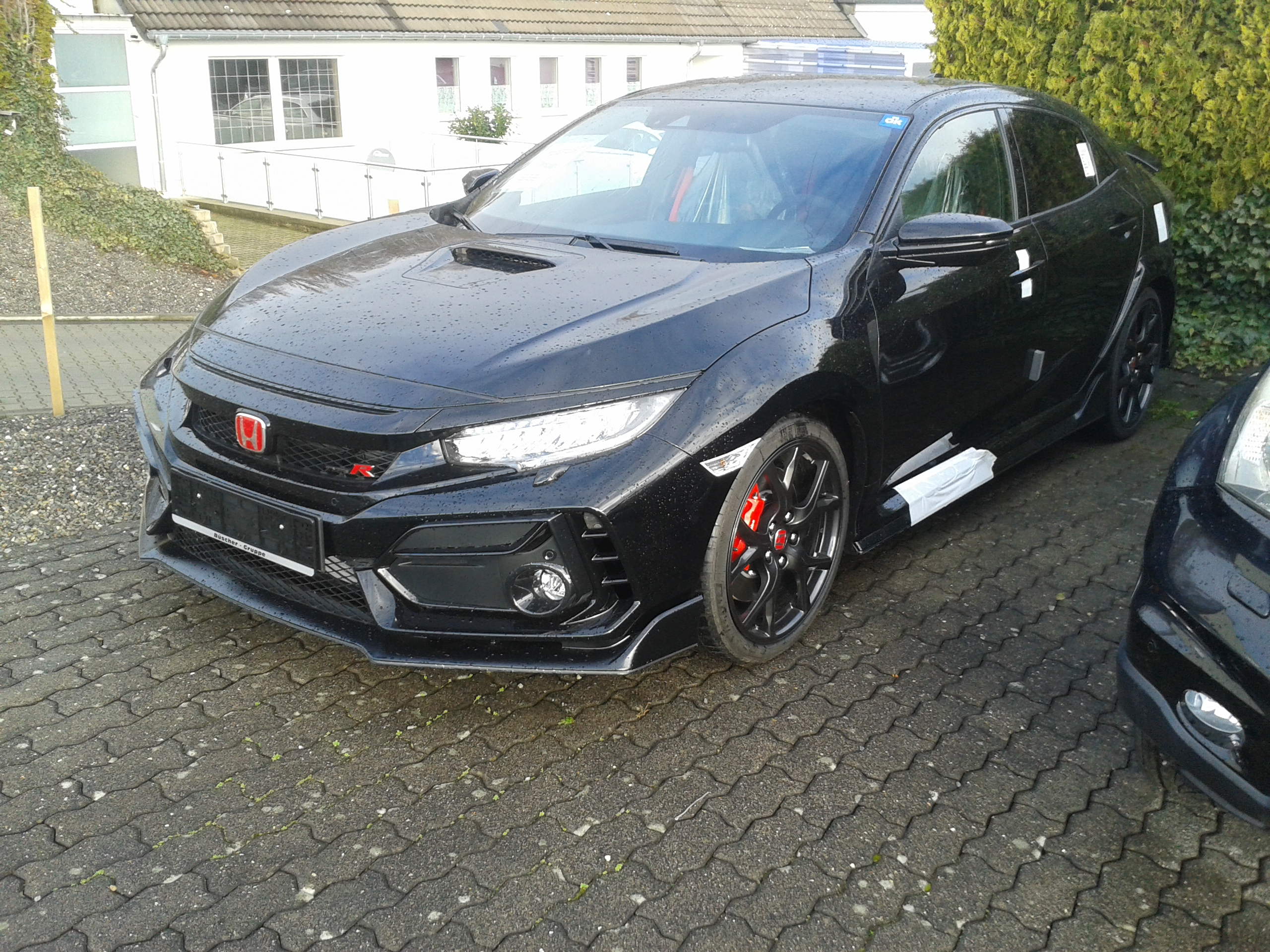 2021 Honda Civic Type R Sportline