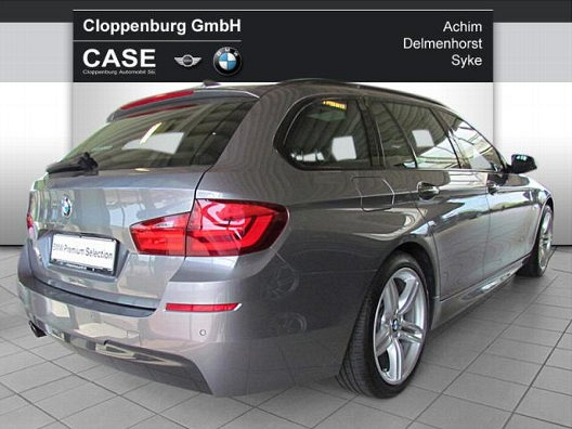 2012 BMW 530d Touring xDrive