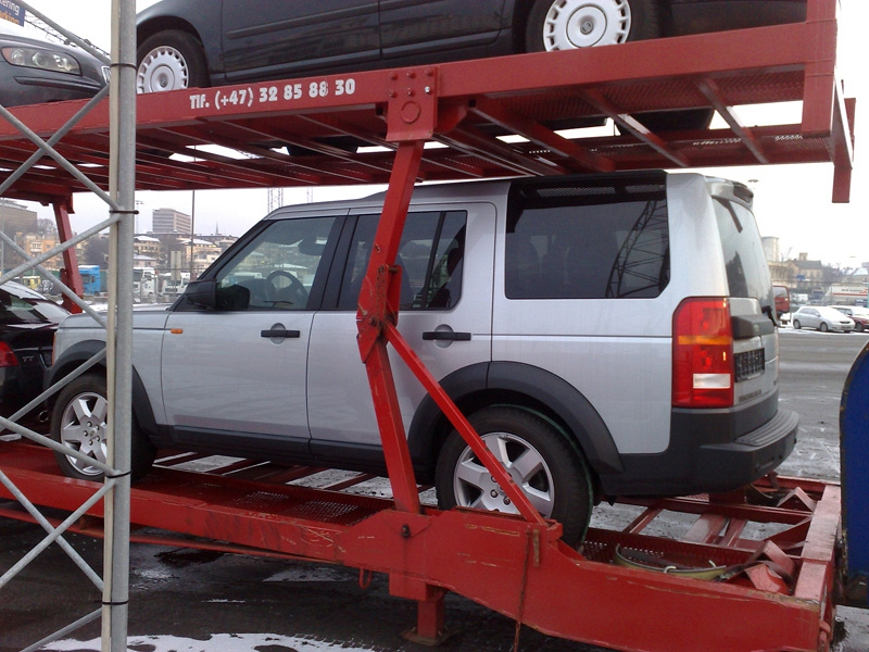 2006 Land Rover Discovery HSE